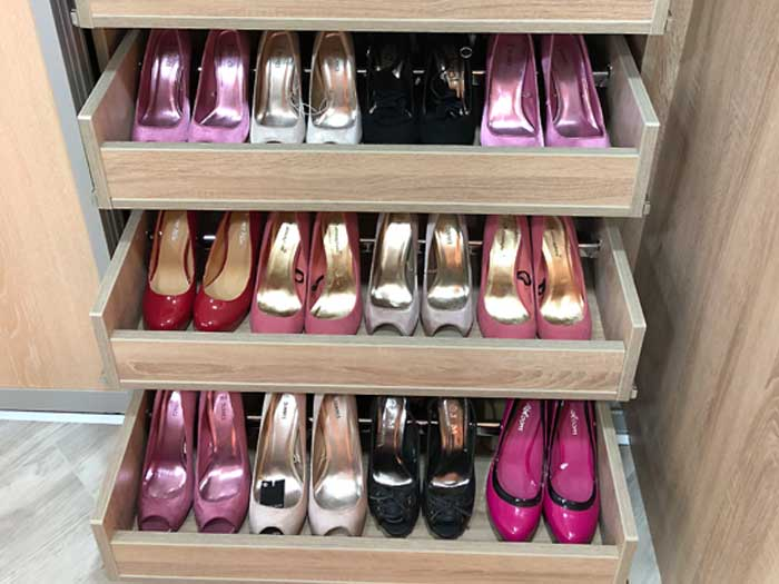 Shoe Tower Pull-Out